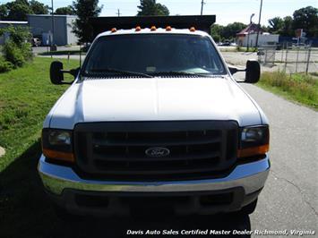 2001 Ford F-350 Super Duty XL 7.3 Diesel 4X4 Crew Cab Dump Bed - Photo 14 - Richmond, VA 23237