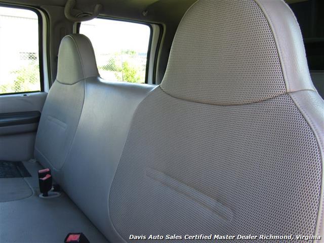 2001 Ford F-350 Super Duty XL 7.3 Diesel 4X4 Crew Cab Dump Bed - Photo 7 - Richmond, VA 23237