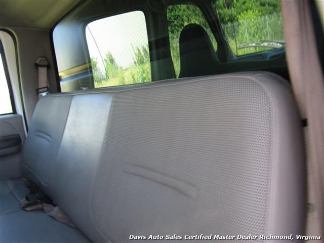 2001 Ford F-350 Super Duty XL 7.3 Diesel 4X4 Crew Cab Dump Bed - Photo 23 - Richmond, VA 23237