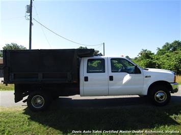 2001 Ford F-350 Super Duty XL 7.3 Diesel 4X4 Crew Cab Dump Bed - Photo 11 - Richmond, VA 23237
