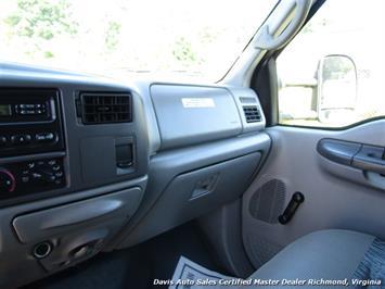 2001 Ford F-350 Super Duty XL 7.3 Diesel 4X4 Crew Cab Dump Bed - Photo 17 - Richmond, VA 23237
