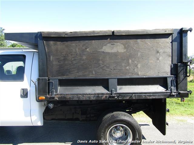 2001 Ford F-350 Super Duty XL 7.3 Diesel 4X4 Crew Cab Dump Bed - Photo 21 - Richmond, VA 23237