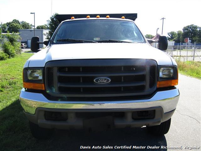 2001 ford f 350 super duty xl 7 3 diesel 4x4 crew cab dump bed. Black Bedroom Furniture Sets. Home Design Ideas
