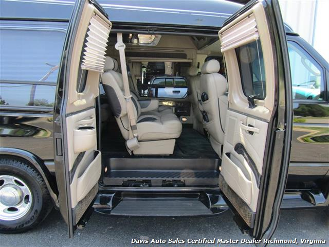 2007 Ford E 250 Econoline Hi Top Extended Length 9