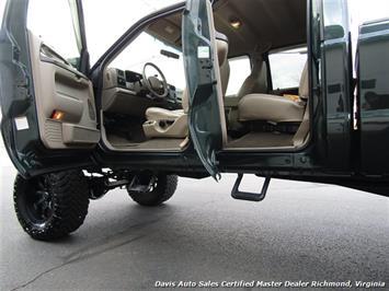 2001 Ford F-350 Super Duty Lariat 7.3 Diesel Lifted 4X4 Crew Cab - Photo 30 - Richmond, VA 23237