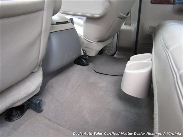 2001 Ford F-350 Super Duty Lariat 7.3 Diesel Lifted 4X4 Crew Cab - Photo 10 - Richmond, VA 23237