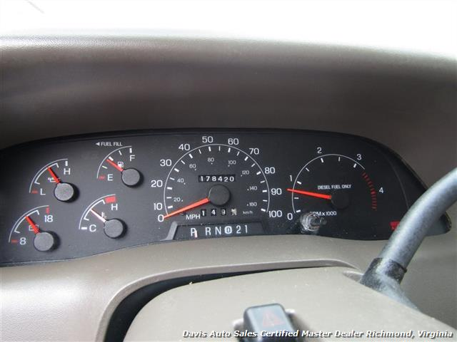 2001 Ford F-350 Super Duty Lariat 7.3 Diesel Lifted 4X4 Crew Cab - Photo 21 - Richmond, VA 23237