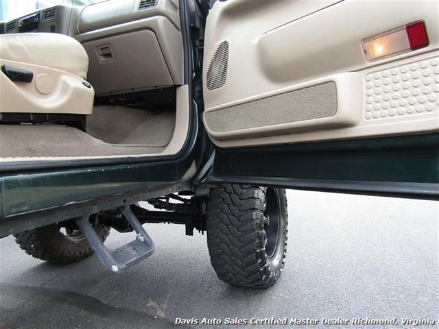 2001 Ford F-350 Super Duty Lariat 7.3 Diesel Lifted 4X4 Crew Cab - Photo 26 - Richmond, VA 23237