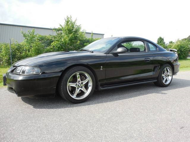 1997 ford mustang svt cobra. Black Bedroom Furniture Sets. Home Design Ideas
