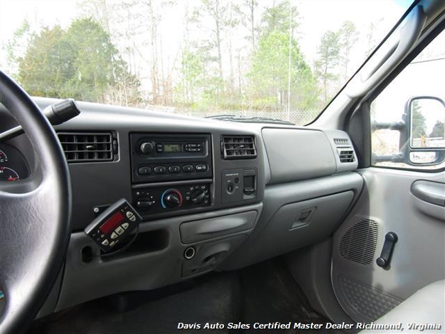 2004 Ford F-550 Super Duty XL Power Stroke Turbo Diesel Regular Cab Refrigerated Box - Photo 18 - Richmond, VA 23237