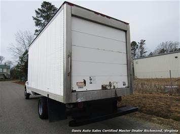 2004 Ford F-550 Super Duty XL Power Stroke Turbo Diesel Regular Cab Refrigerated Box - Photo 5 - Richmond, VA 23237