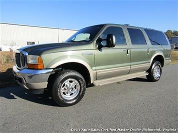 2001 Ford Excursion Limited 7.3 Power Stroke Turbo Diesel 4X4 8 Passen SUV