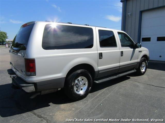 Ford Dealership Richmond Va >> 2004 Ford Excursion XLT Fully Loaded Rust Free 8 Passenger