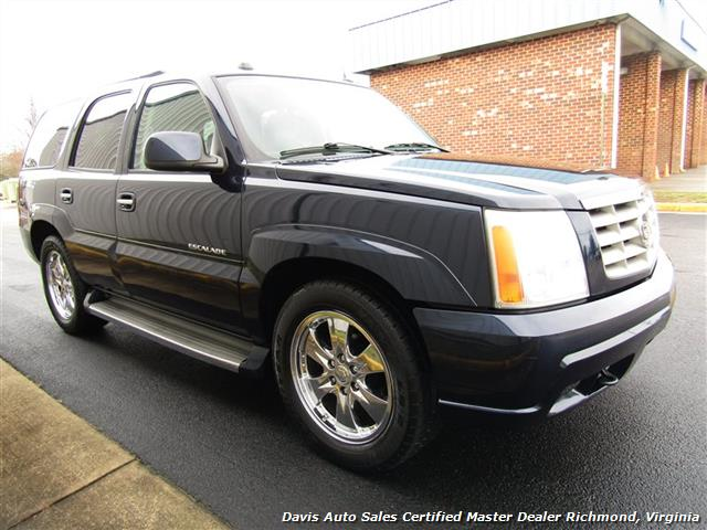 2005 cadillac escalade awd 4x4 fully loaded. Black Bedroom Furniture Sets. Home Design Ideas
