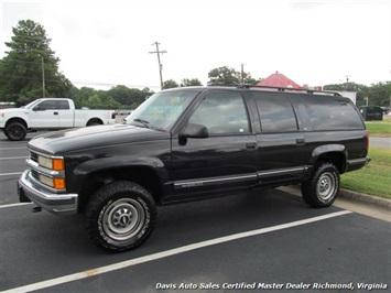1999 Chevrolet Suburban K2500 SUV