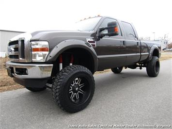 2008 Ford F-350 Super Duty Lariat Lifted Diesel 6.4 4X4 Long Bed Truck