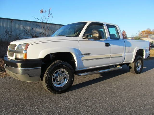 Build Your Own Chevy 2500ml