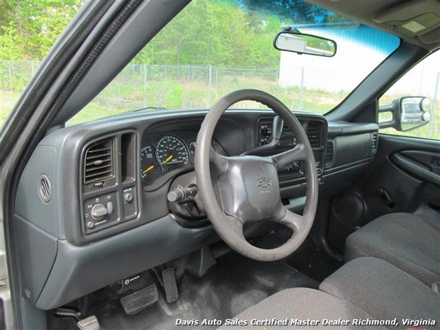 2000 Chevrolet Silverado 2500 HD Regular Cab Long Bed Utility