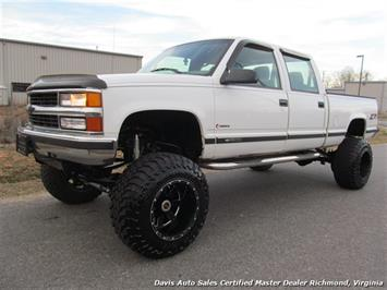 1998 Chevrolet Silverado 1500 C/K Centurion Edition Lifted 4X4 Crew Cab 1 Ton - Photo 1 - Richmond, VA 23237