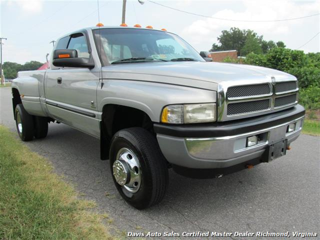 2001 Dodge Ram 3500 Laramie Slt 4x4 Dually Quad Cab Long Bed