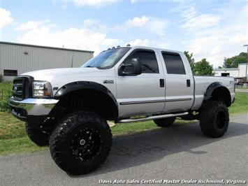 2000 Ford F-250 Super Duty Lifted XLT 4X4 Crew Cab Short Bed Truck