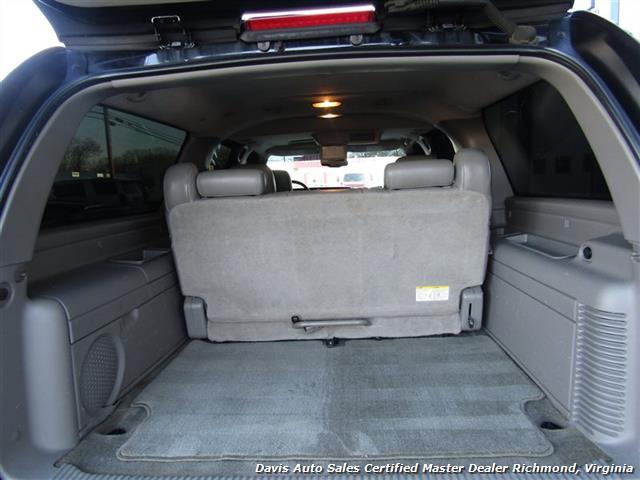 2005 Chevrolet Suburban 1500 Z71 LTZ Edition 4X4 Fully Loaded - Photo 25 - Richmond, VA 23237