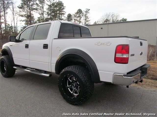 2006 Ford F 150 Lariat Lifted 4x4 Supercrew