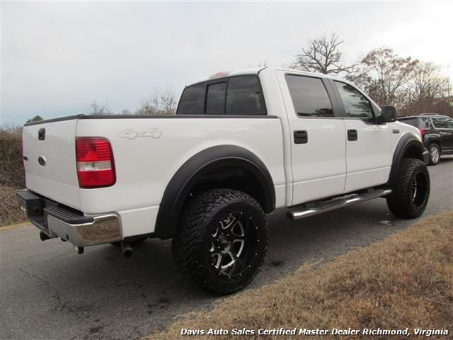 2006 ford f 150 lariat lifted 4x4 supercrew. Black Bedroom Furniture Sets. Home Design Ideas