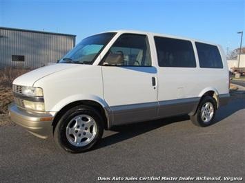 2004 Chevrolet Astro LS Passenger Van Minivan