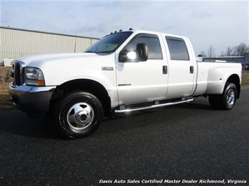 2002 Ford F-350 Super Duty Lariat 7.3 Diesel 4X4 Crew Cab Long Bed Truck
