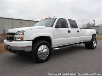2006 Chevrolet Silverado 3500 LS Truck
