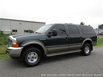 2001 Ford Excursion Limited 4X4 7.3 Power Stroke Turbo Diesel SUV
