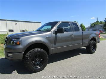 2005 Ford F-150 FX4 Off Road Lifted 4X4 SuperCab Short Bed - Photo 1 - Richmond, VA 23237