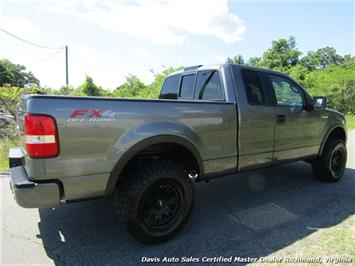 2005 Ford F-150 FX4 Off Road Lifted 4X4 SuperCab Short Bed - Photo 5 - Richmond, VA 23237