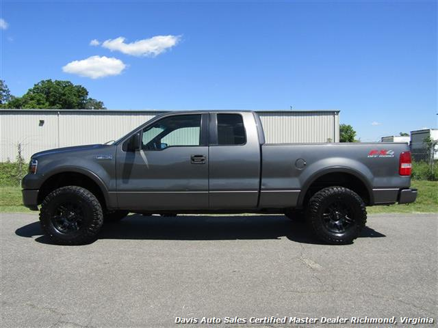 2005 Ford F-150 FX4 Off Road Lifted 4X4 SuperCab Short Bed - Photo 2 - Richmond, VA 23237
