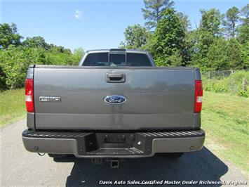 2005 Ford F-150 FX4 Off Road Lifted 4X4 SuperCab Short Bed - Photo 4 - Richmond, VA 23237