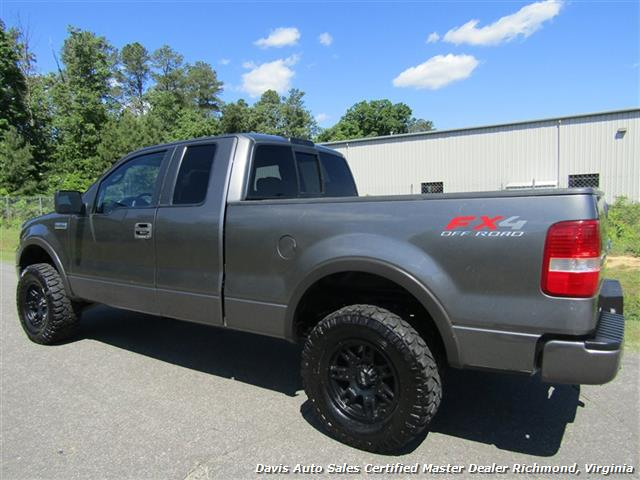 2005 Ford F-150 FX4 Off Road Lifted 4X4 SuperCab Short Bed - Photo 3 - Richmond, VA 23237