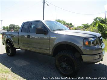2005 Ford F-150 FX4 Off Road Lifted 4X4 SuperCab Short Bed - Photo 12 - Richmond, VA 23237