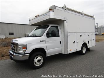 2008 Ford E-350 Super Duty Econoline DeJana KUV Work Utility Cargo Van