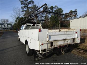 2002 Ford F-450 Super Duty XL 7.3 Diesel Crew Cab 12 Foot Utility Bin Body - Photo 6 - Richmond, VA 23237