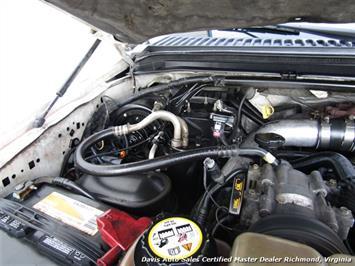 2002 Ford F-450 Super Duty XL 7.3 Diesel Crew Cab 12 Foot Utility Bin Body - Photo 29 - Richmond, VA 23237