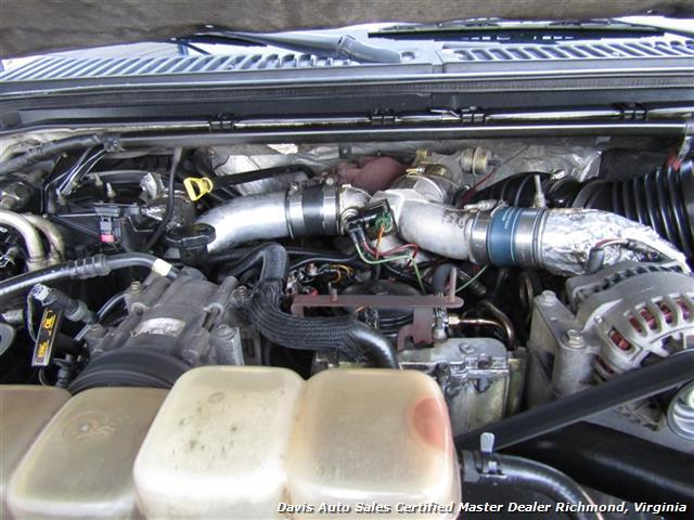 2002 Ford F-450 Super Duty XL 7.3 Diesel Crew Cab 12 Foot Utility Bin Body - Photo 27 - Richmond, VA 23237