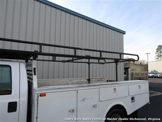 2002 Ford F-450 Super Duty XL 7.3 Diesel Crew Cab 12 Foot Utility Bin Body - Photo 24 - Richmond, VA 23237
