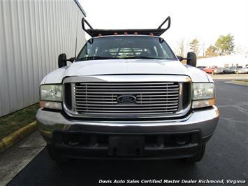 2002 Ford F-450 Super Duty XL 7.3 Diesel Crew Cab 12 Foot Utility Bin Body - Photo 21 - Richmond, VA 23237
