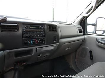 2002 Ford F-450 Super Duty XL 7.3 Diesel Crew Cab 12 Foot Utility Bin Body - Photo 10 - Richmond, VA 23237