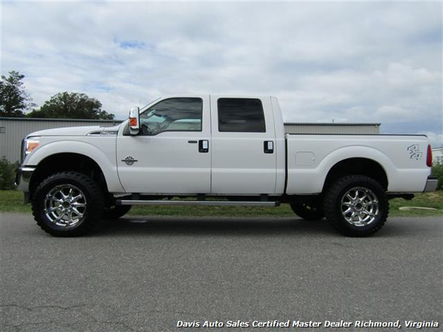 2012 ford f 250 powerstroke diesel lifted xlt 4x4 crew cab autos post. Black Bedroom Furniture Sets. Home Design Ideas