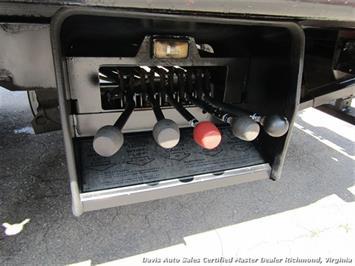 2010 Hino 258 Rollback 21 Foot Steel Bed Wheel Lift Tow - Photo 7 - Richmond, VA 23237