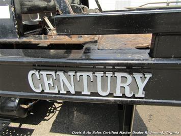 2010 Hino 258 Rollback 21 Foot Steel Bed Wheel Lift Tow - Photo 9 - Richmond, VA 23237
