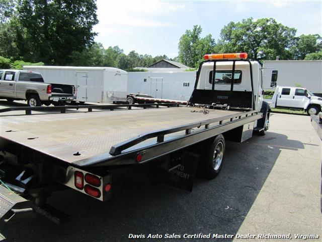 2010 Hino 258 Rollback 21 Foot Steel Bed Wheel Lift Tow - Photo 18 - Richmond, VA 23237