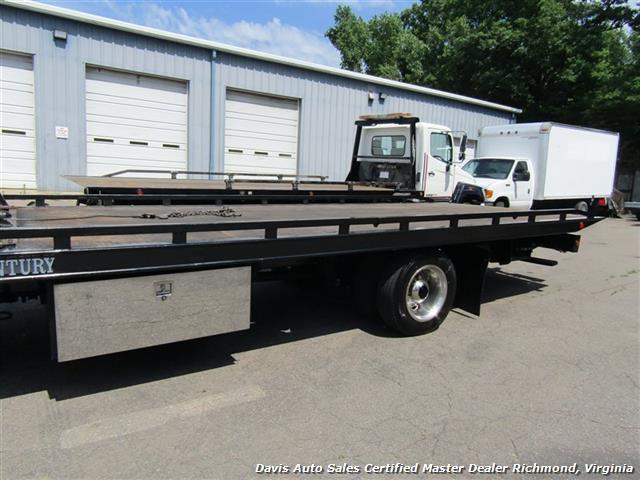 2010 Hino 258 Rollback 21 Foot Steel Bed Wheel Lift Tow - Photo 16 - Richmond, VA 23237